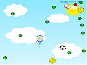Play Ball rain Game