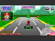 Play Super mario kart Game