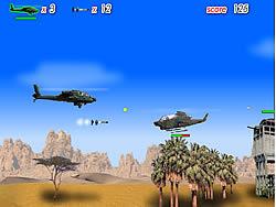 Gioca gratuitamente a Desert Storm
