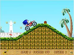 Permainan Sonic Ride