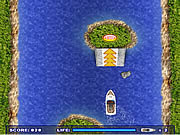 Play River rush Game