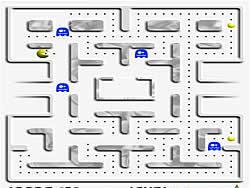 Deluxe Pacman game