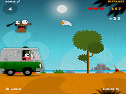Madpet Carsurfing game