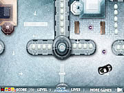 Play Snow parking Game
