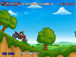Hill Blazer game