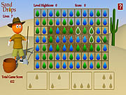 Sand Drops game