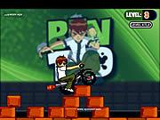 Play Ben 10 rider Game