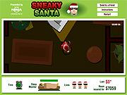 Sneaky Santa game