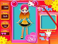 Avatar Star Sue - Doll game
