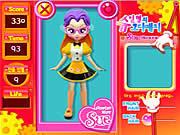 Jogar jogo grátis Avatar Star Sue - Doll