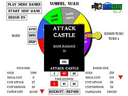 Wheel War game