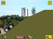Play Ben 10 truck Game