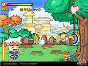 Play Rabbit darts Game