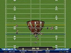 Spielen Sie das Gratis-Spiel  Axis Football League