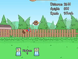 Pogo Swing! game