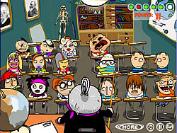 School Madness Game game