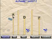 Chơi trò chơi miễn phí Alphabet Shoot 2