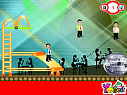 Play Celebrity oscar jump Game