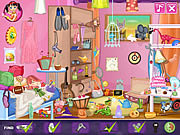 Play Jennys crazy room Game
