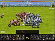 لعبة محارب الرومان