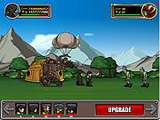 Gnome Mans Land game