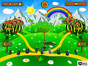 Play Coco hair 2 counter attack Game