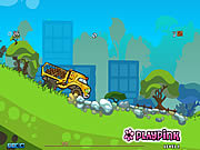 Play Zoo truck Game