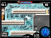PC Motherboard Rally game