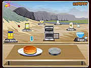 Play Pan di spagna cake Game