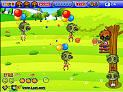 Play Tree defendes Game