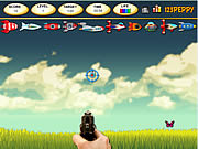 Play Butterfly shoot Game