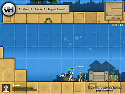 Jogar jogo grátis Village Heroes