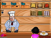 Play Sandwich specialist Game