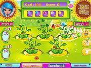 Luna's Magic Flower Shop game