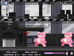 Nightmare On Pink Street game