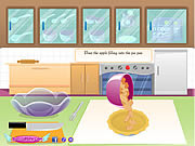 Play How to make sweet apple pie Game