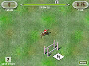 Play Show jumping Game
