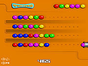 Play Bubble lanes Game