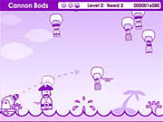 Play Cannon bods Game