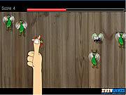 Smash The Bugs game