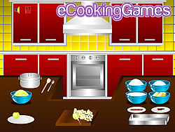 Make Apple Crumble Recipe game