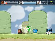 Chibi Knight game