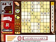 Sushi Sudoku game
