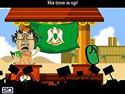 Jogar Slap gaddafi Jogos