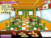 Play Leas fast food restaurant Game