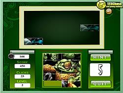 Hulk Click Alike game