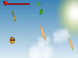 The Flying Grapefruit game