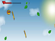Play The flying grapefruit Game