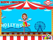 Play Celebrity clown Game