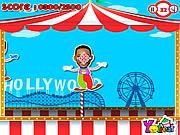 Celebrity Clown game